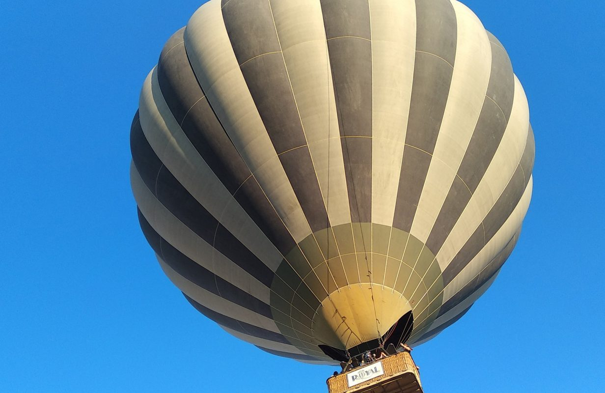 Globos Aeroestáticos en la Capadocia