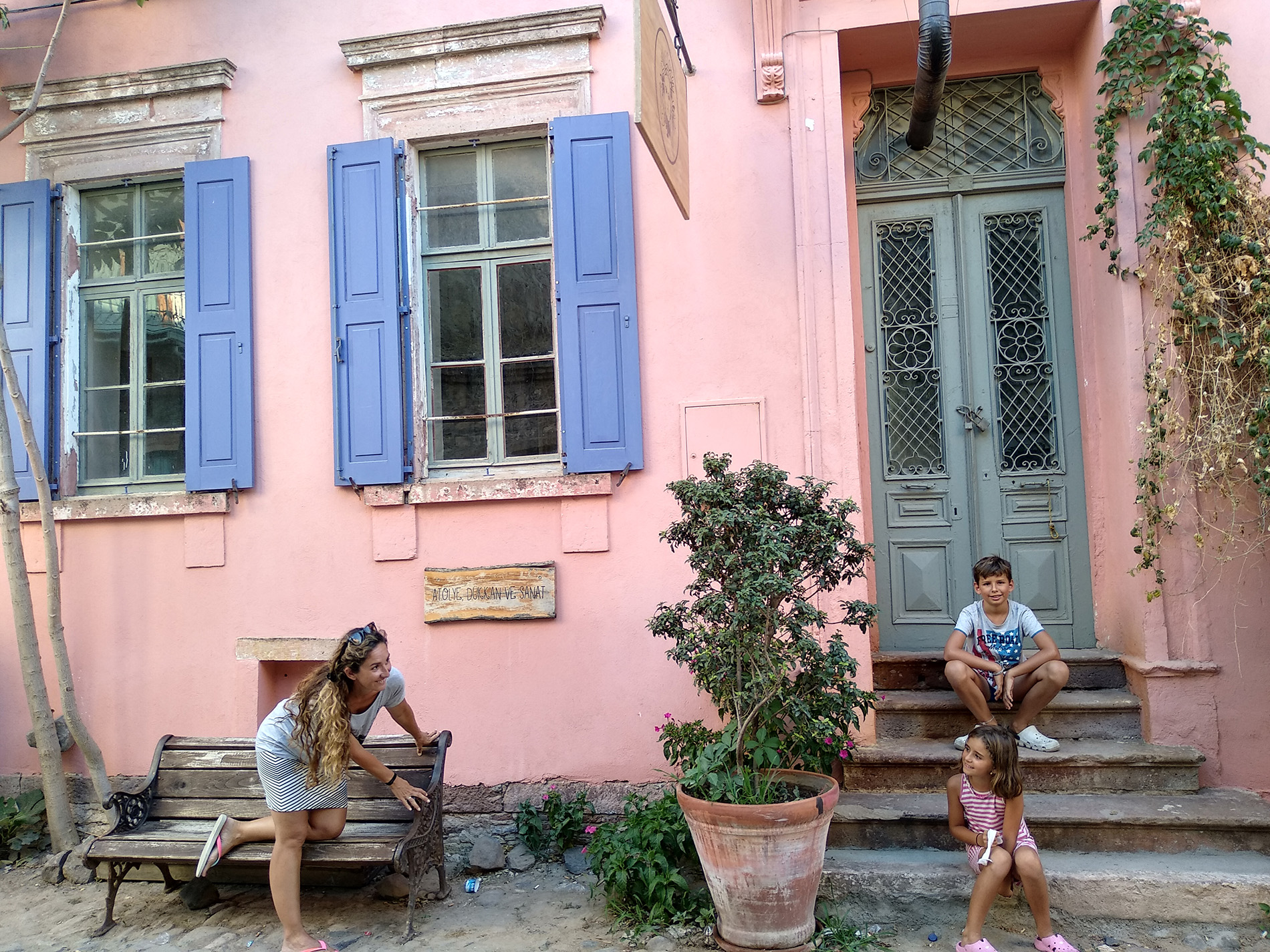 Viaje en Turquía